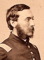 Image - Lieutenant Rush P. Cady of the 97th New York State Infantry Regiment